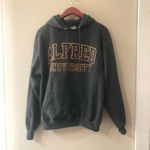 Alfred university hoodie